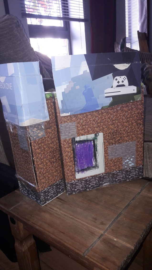 DIY Minecraft