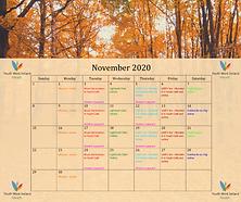 November 20 Schedule.png