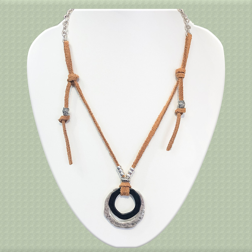 Make and Take Session: Round About Boho Necklace