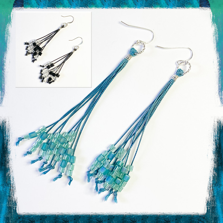 Fringe Connection Earrings Bootcamp (Zoom)