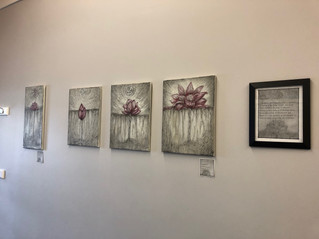 Installation at The Mindful Hub