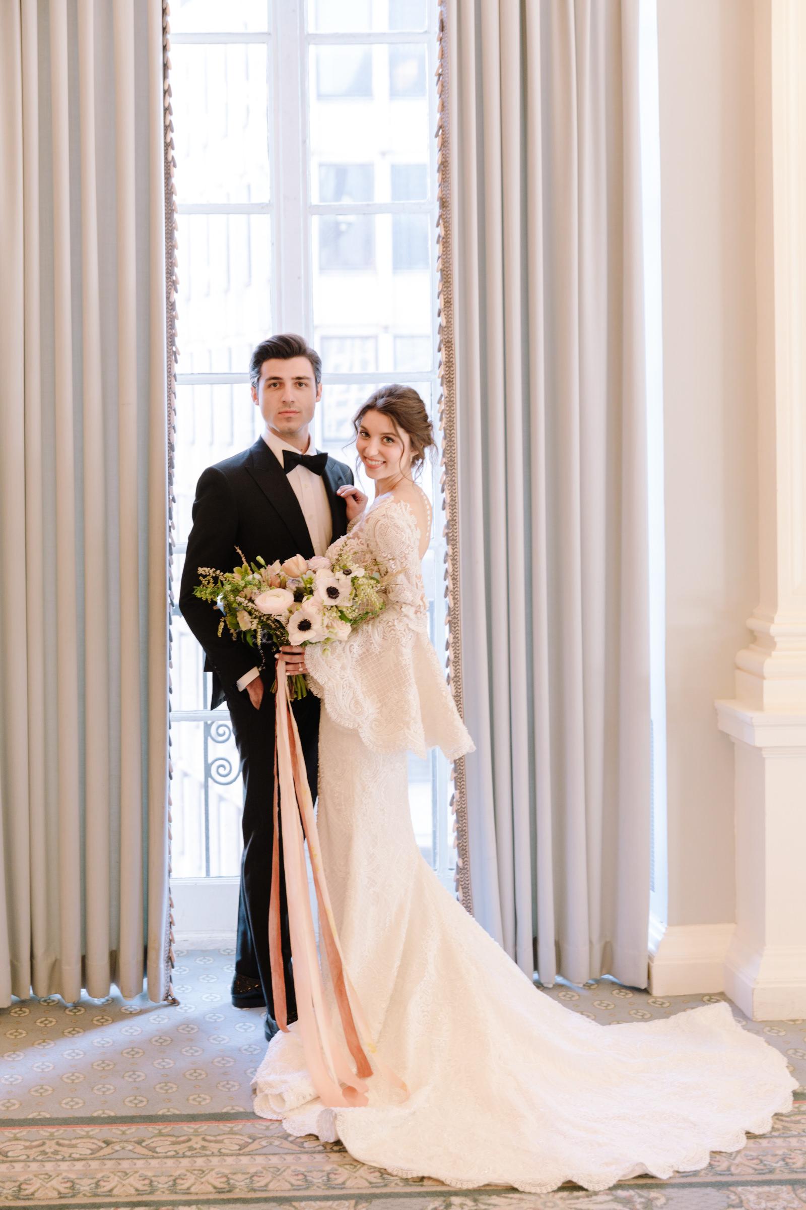 Yale Club of New York City Wedding