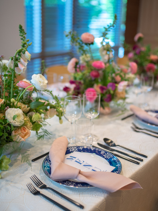 Styled Luncheon