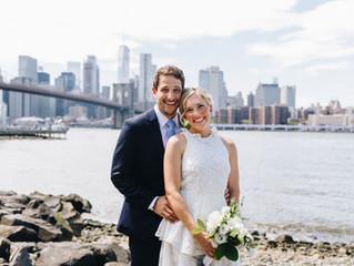 Brooklyn Wedding of Meredith & Avi