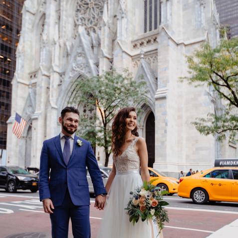 October 2018 NYC Elopement