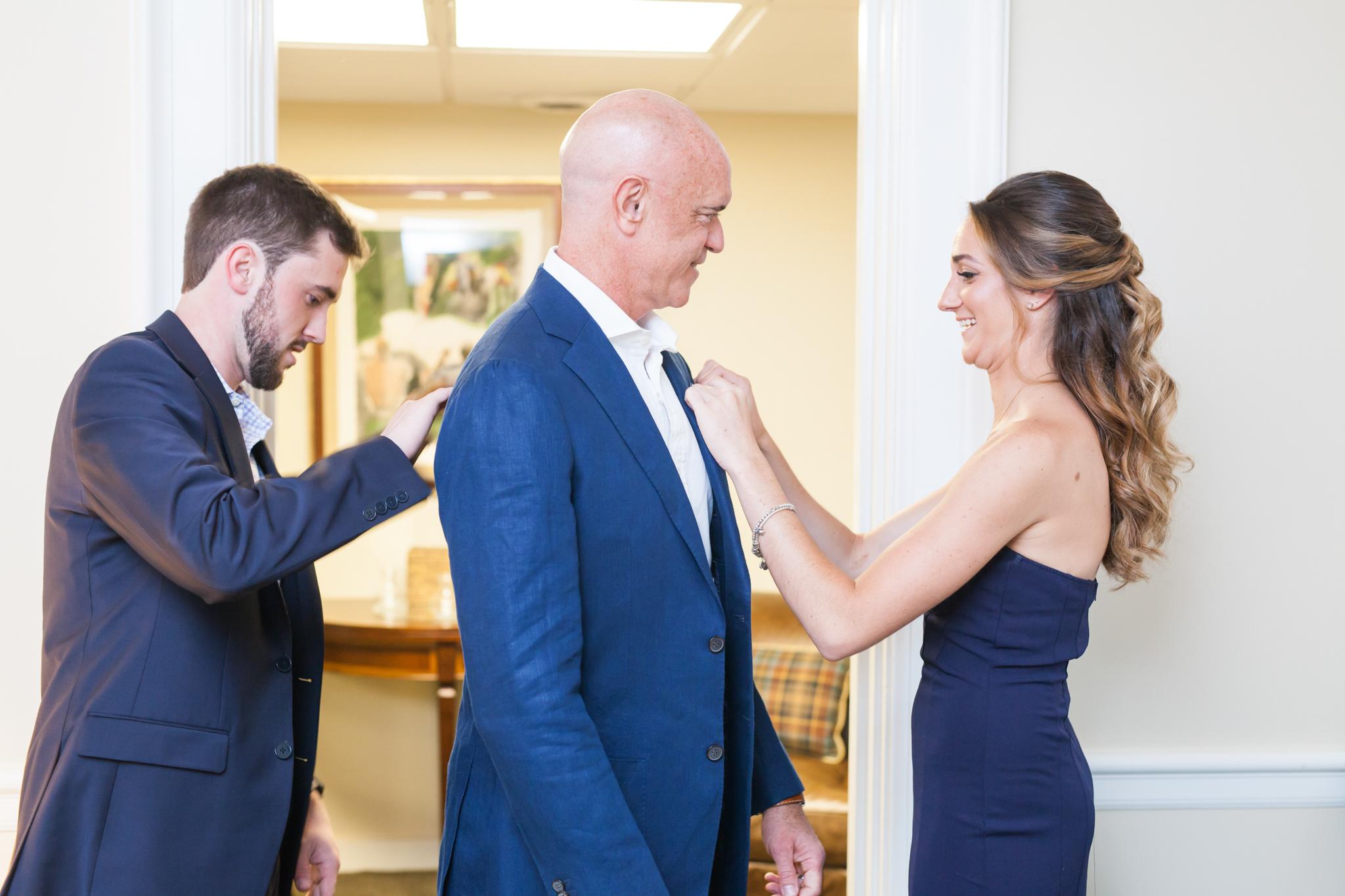 Upstate wedding planner
