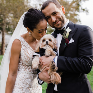 Fluffy Friends at Your Wedding