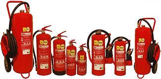 Taşınabilir ve Arabalı Yangın Söndürme Cihazları Tüpleri