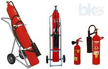 Karbondioksitli Yangın Söndürme Cihazları