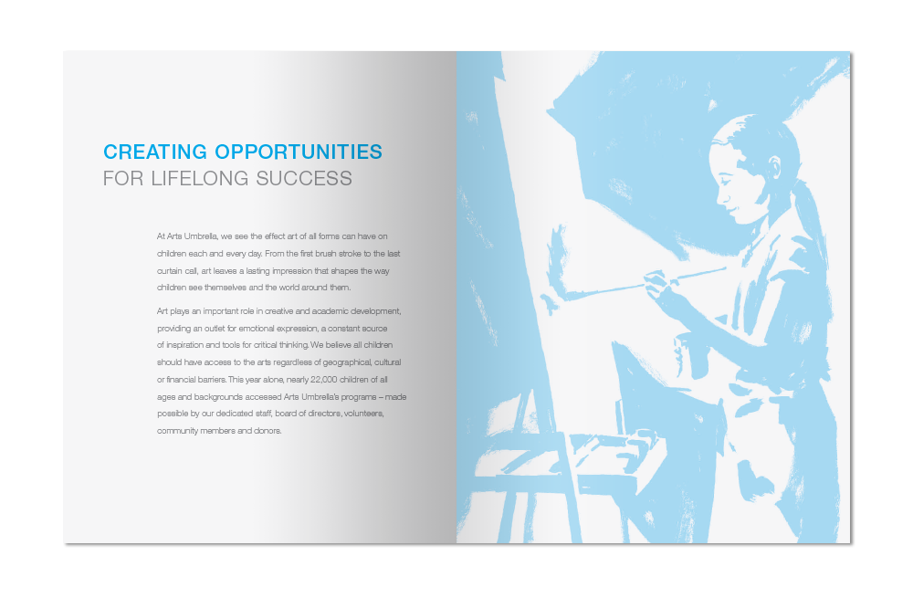 Annual Report Illustrations