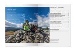Reclamation Brochure ToC