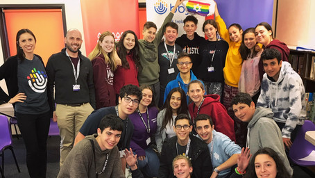 BBYO Awarded £10,000 Grant for LGBTQ+ Inclusion