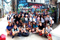 BBYO Launches Brand New Israel Tour