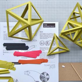 The Geometrist workshop with Colorplan new range!