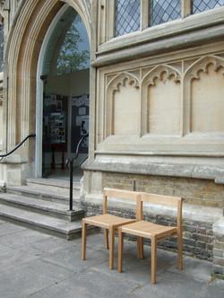 Wave church chair (1 of 5)