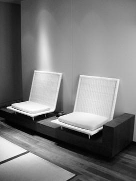 Spa furniture, 2000  Mandarin Oriental Hyde Part, UK