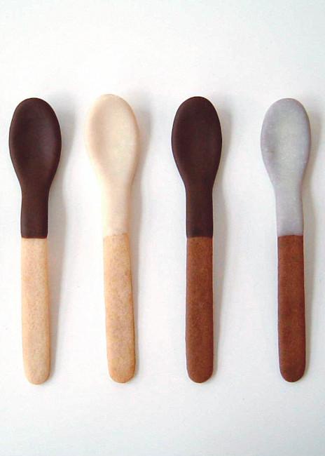 Spoon biscuit, 2003 Pappilan at Libera Università di Bolzano, Italy