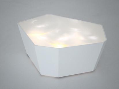 Floe Coffee Table / Swarovski Crystallized