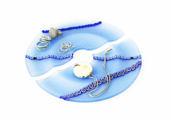 Jewellery Dish / Ercole Moretti