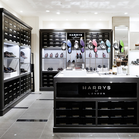 Tokyo shop / Harrys of London