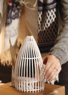"""Au"" garden seat for Legacy - London Design Festival project"