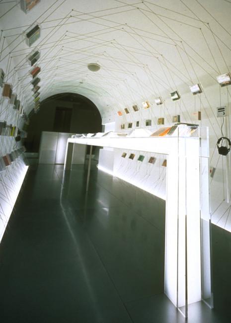 Music Tube CD corer, 2001  Restir, Japan