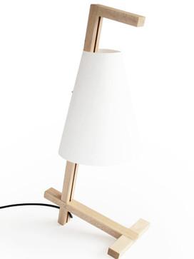 Transport Lamp / Wood by TEN