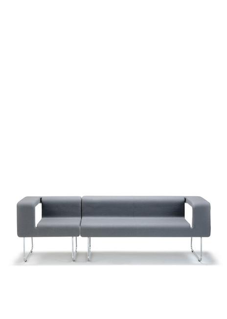 One Side sofa set, 2001 E&Y, Japan