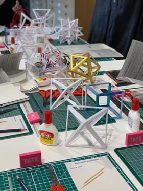 Workshops at Tate Modern