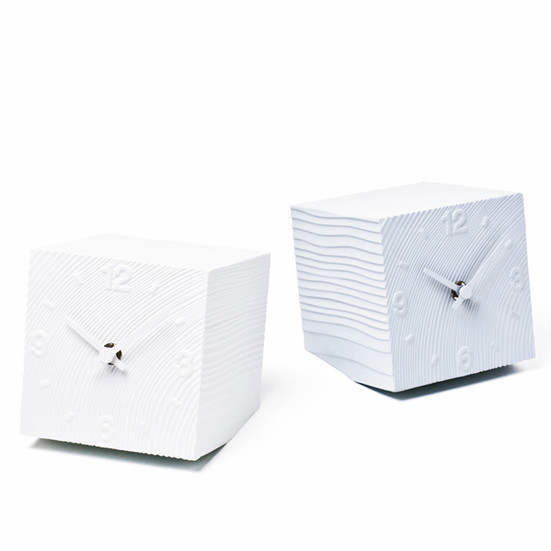 Cube Clock / Lemnos