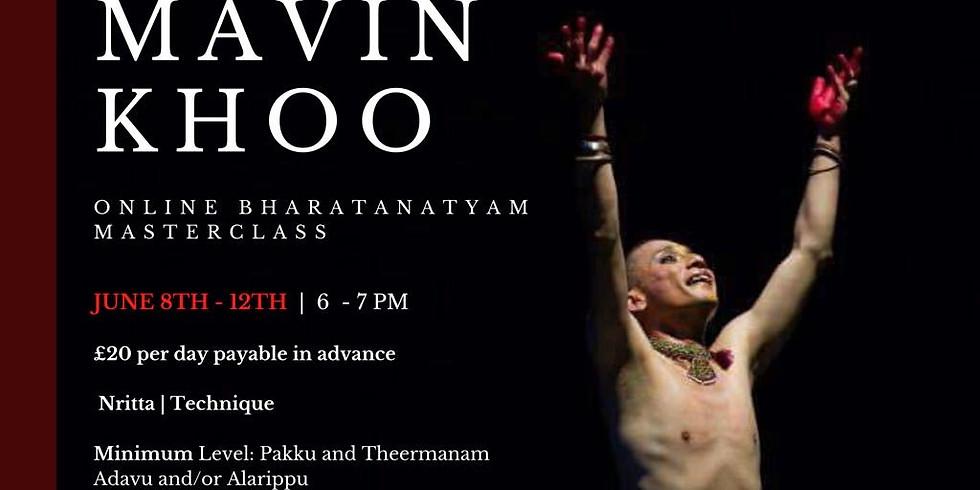 Mavin Khoo - Nritta Workshop