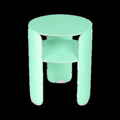 Низкий столик Ø 35 см - BEBOP - Яркие цвета