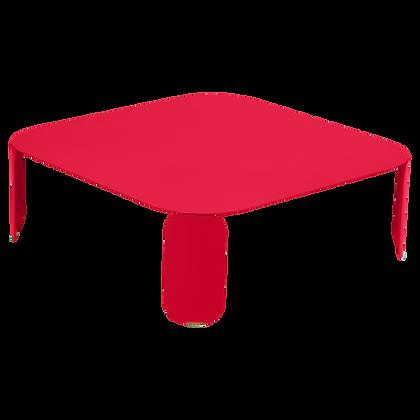 BEBOP  - Низкий стол 90x90 см (высота 29 см (Сезонная аренда)