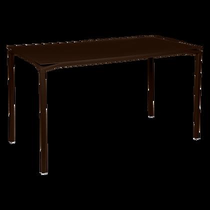 Высокий стол 160 x 80 см - CALVI - Классические цвета