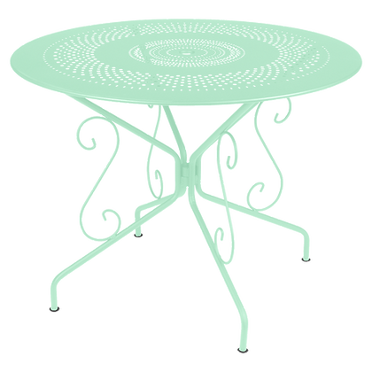 Стол Ø 96 см - MONTMARTRE - Яркие цвета