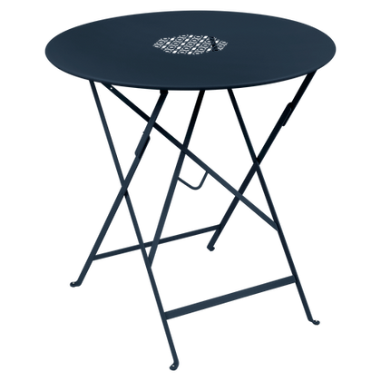 Складной стол Ø 77 см - LORETTE - Классические цвета
