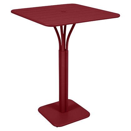 Высокий стол 80х80 см - LUXEMBOURG - Яркие цвета