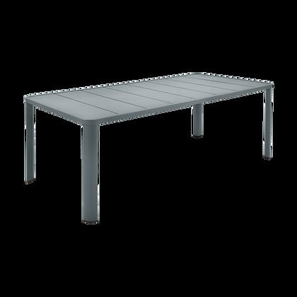 Стол 205 x 100 см - OLERON - Классические цвета