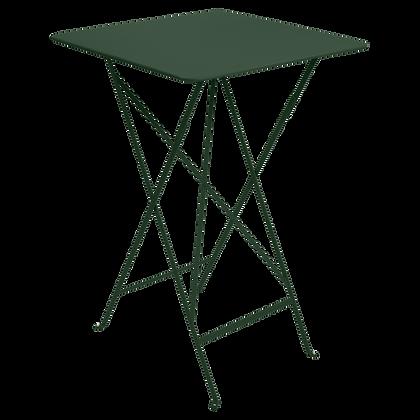 Стол высокий 71x71см - BISTRO - Классические цвета