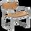 Thumbnail: Низкое кресло - SURPRISING TECK - Классические цвета