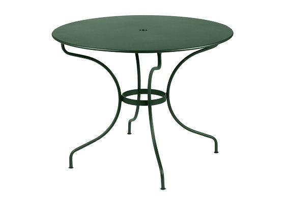 Стол Ø 96 см - OPERA + - Классические цвета