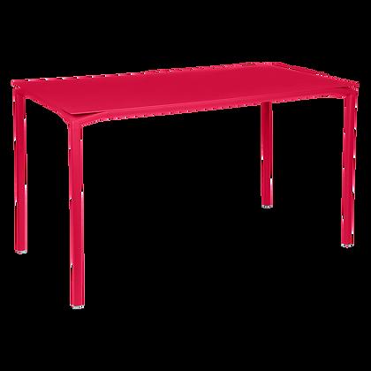 Высокий стол 160 х 80 см - CALVI - Яркие цвета