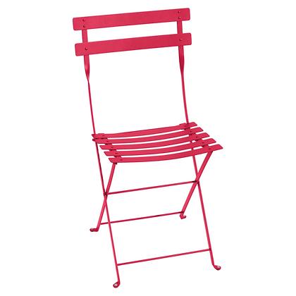 Складной стул металлический - BISTRO - Яркие цвета