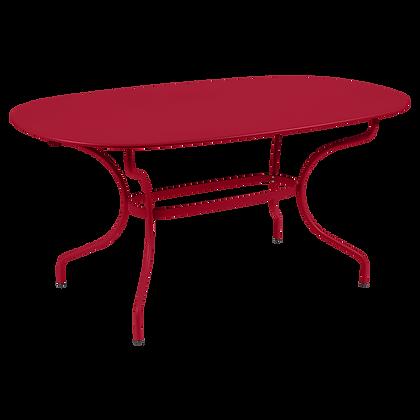 Стол овальный 160х90 см - OPERA + - Яркие цвета