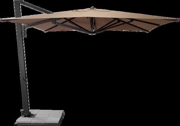 """Зонт """"Boree"""" 3 x 3 м (с бетонной базой) - VLAEMYNCK"""