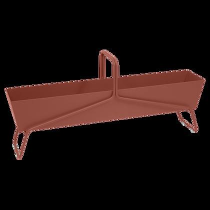 Жардиньерка длинная - BASKET - Классические цвета