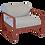 Thumbnail: Кресло - BELLEVIE - Классические цвета (Серые подушки)