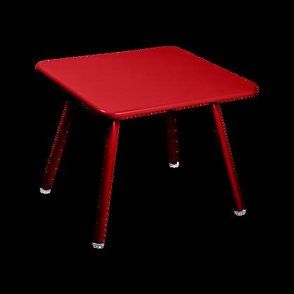 Детский столик 57 x 57 см - LUXEMBOURG KID - Яркие цвета