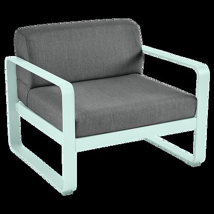Кресло - BELLEVIE - Яркие цвета (подушки антрацит)