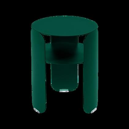 Низкий столик Ø 35 см - BEBOP - Классические цвета